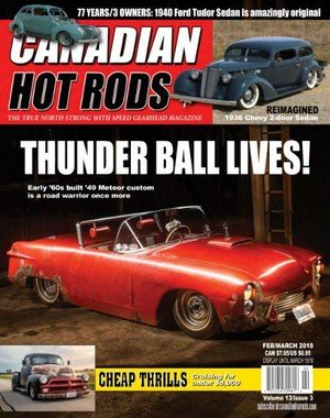 Canadian Hot Rods - February-March 2018