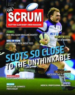 SCRUM Magazine – December 2017