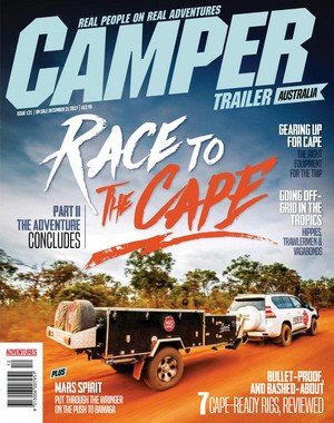 Camper Trailer Australia - December 2017
