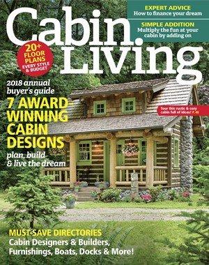 Cabin Living - December 2017