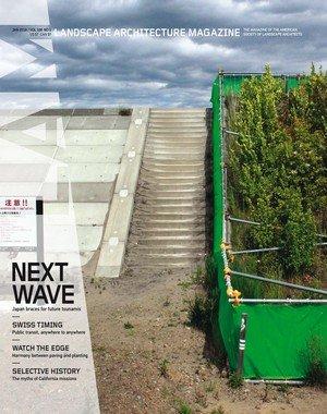 Landscape Architecture Magazine USA - January 2018