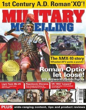 Military Modelling Vol.48 No.1 (2018)