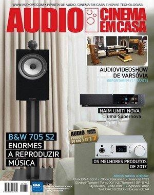 Audio and Cinema em Casa - Janeiro/Fevereiro 2018