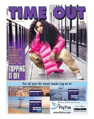Time Out - December 27, 2017