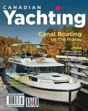 Canadian Yachting - February 2018