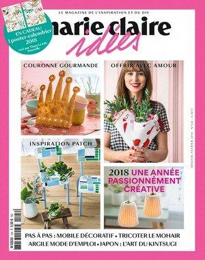 Marie Claire Idées - janvier 2018