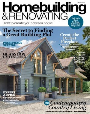 Homebuilding and Renovating - February 2018