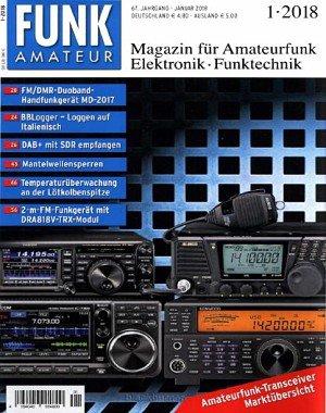 Funkamateur - Januar 2018