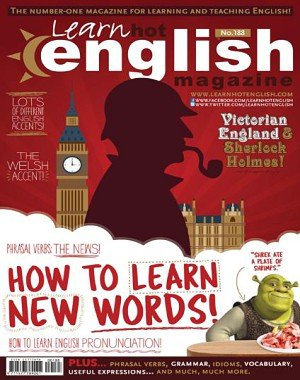 Learn Hot English - January 2018