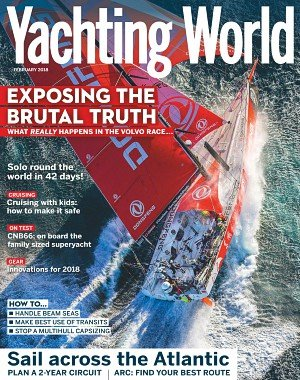 Yachting World - February 2018