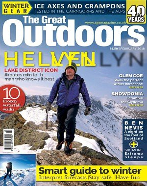 The Great Outdoors - February 2018