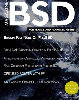 BSD Magazine - December 2017