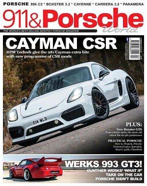 911 and Porsche World - February 2018