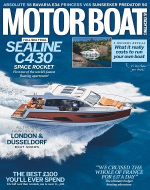 Motor Boat and Yachting - February 2018