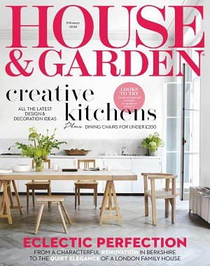 House and Garden UK - February 2018