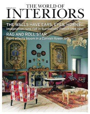 The World of Interiors - February 2018