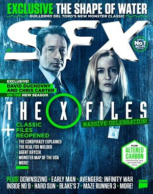 SFX - March 2018