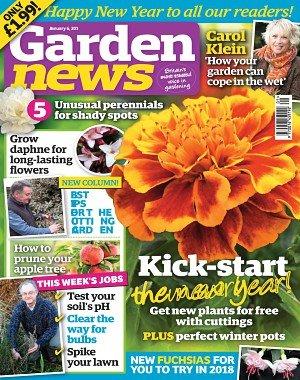 Garden News - January 07, 2018