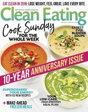 Clean Eating - January 2018
