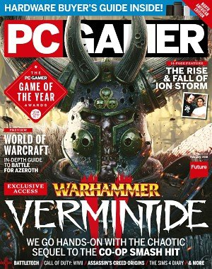 PC Gamer USA - March 2018