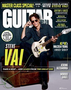 Guitar World - March 2018