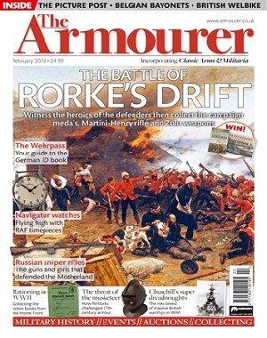 The Armourer - February 2018