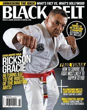 Black Belt - February/March 2018
