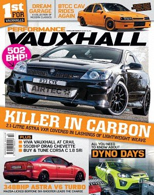 Performance Vauxhall - February/March 2018