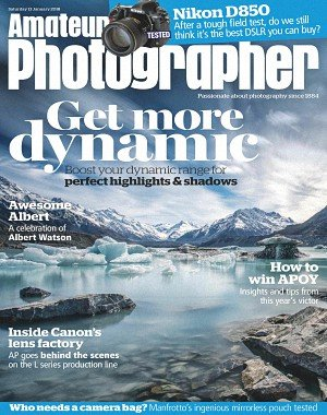 Amateur Photographer - 13 January 2018
