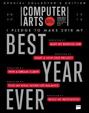 Computer Arts - February 2018