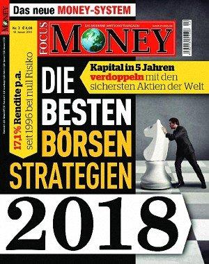 Focus Money - 10. Januar 2018