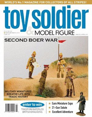 Toy Soldier and Model Figure - February-March 2018