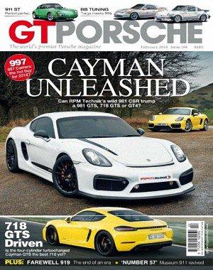 GT Porsche - February 2018
