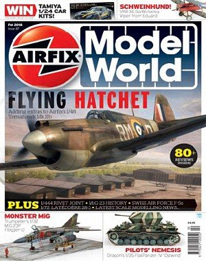 Airfix Model World - Issue 87 (February 2018)