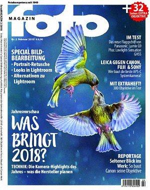fotoMagazin - Februar 2018