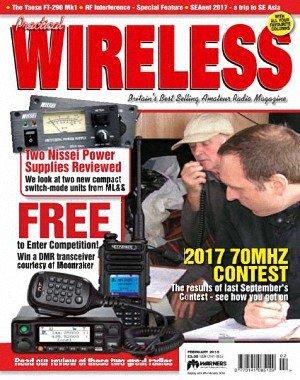 Practical Wireless - February 2018