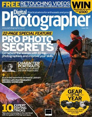 Digital Photographer - Issue 196 2018