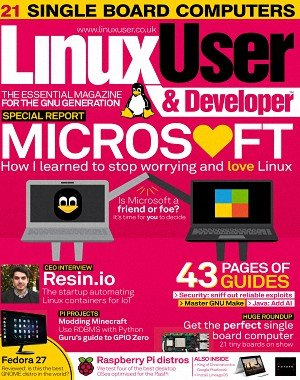 Linux User and Developer - January 2018
