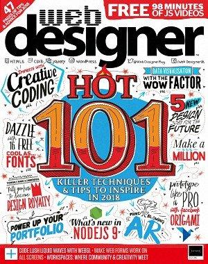Web Designer UK - April 2018