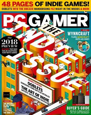 PC Gamer UK - February 2018