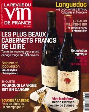 La Revue du Vin de France - février 2018