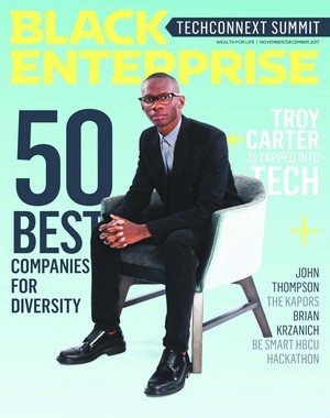 Black Enterprise - January/February 2018