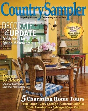 Country Sampler - March 2018