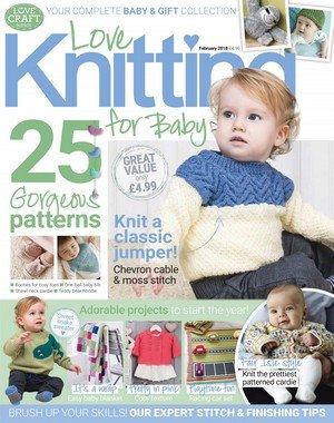 Love Knitting for Babies - January 11, 2018