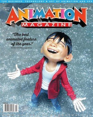 Animation Magazine - February 2018