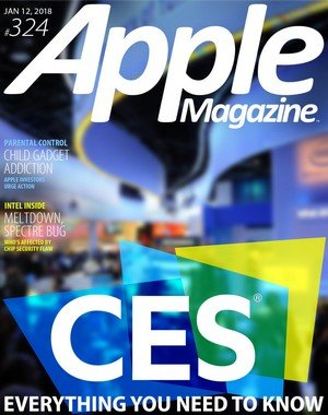 AppleMagazine - January 12, 2018