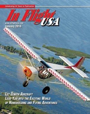 In Flight USA - January 2018