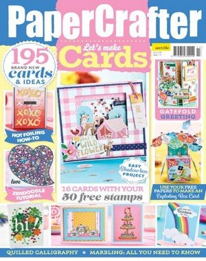 Papercrafter - Issue 117 2018