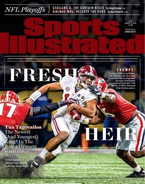 Sports Illustrated USA - January 11, 2018
