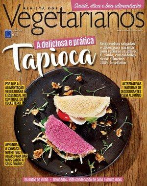 Revista dos Vegetarianos - Fevereiro 2018